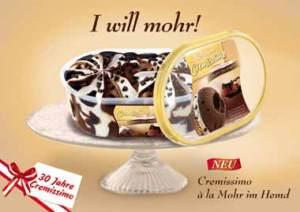 Kampagne I will mohr von Unilever